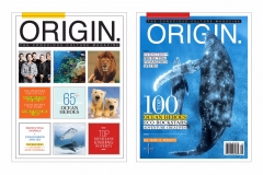 Origin Magazine Ocean Heroes Feature