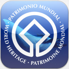 Marine World Heritage App Icon